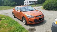 Picture of 2013 Hyundai Veloster Base, exterior, gallery_worthy