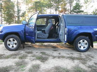 Picture of 2015 Toyota Tacoma Access Cab V6 TDR Pro 4WD, interior