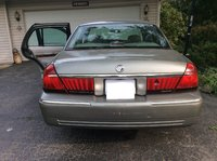 Picture of 1999 Mercury Grand Marquis 4 Dr LS Sedan, exterior, gallery_worthy