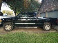 Picture of 2004 GMC Sierra 1500 4 Dr SLE Extended Cab SB, exterior, gallery_worthy