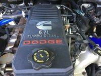 Picture of 2008 Dodge Ram 2500 Laramie Quad Cab 4WD, engine, gallery_worthy