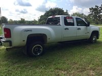 Picture of 2008 GMC Sierra 3500HD SLT Crew Cab 4WD, exterior, gallery_worthy
