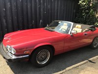 Picture of 1989 Jaguar XJ-Series XJS Convertible, exterior, gallery_worthy