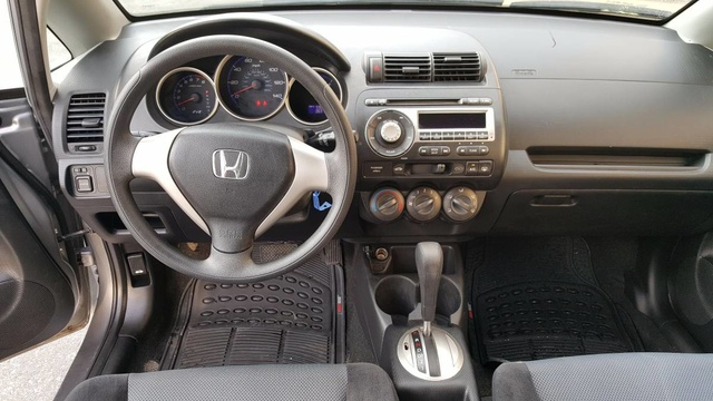 2008 Honda Fit Interior Pictures Cargurus