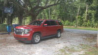 Picture of 2015 Chevrolet Tahoe LT 4WD, exterior, gallery_worthy