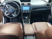 Picture of 2017 Subaru Forester 2.0XT Touring, interior, gallery_worthy