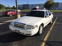 2010 Mercury Grand Marquis Overview