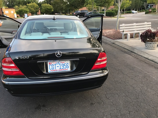 Picture of 2000 Mercedes-Benz S-Class S 500