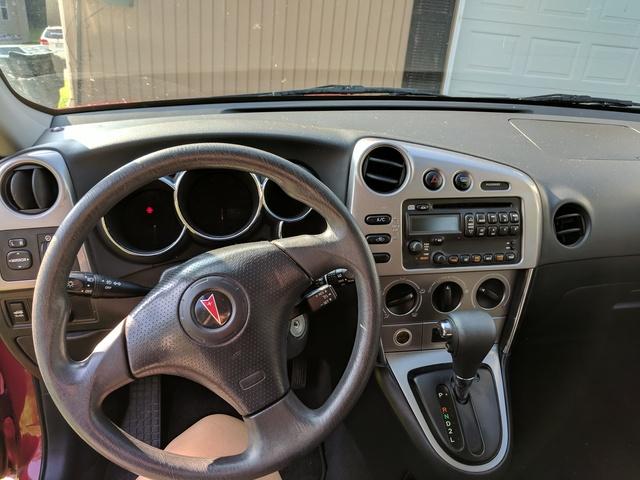 2006 Pontiac Vibe Interior Pictures Cargurus