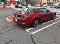 Picture of 2014 Ford Mustang V6 Premium, exterior, gallery_worthy