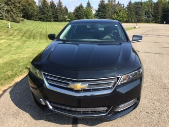 Picture of 2018 Chevrolet Impala LT FWD