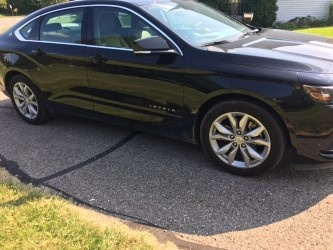 Picture of 2018 Chevrolet Impala LT