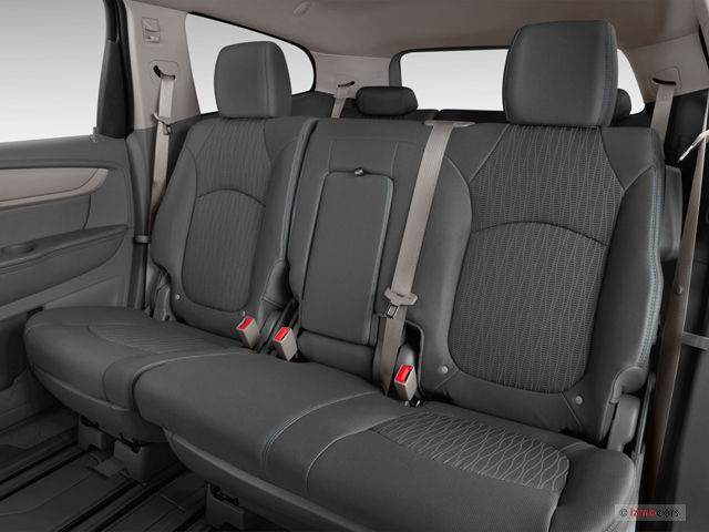 Picture of 2013 Chevrolet Traverse LS, interior, gallery_worthy
