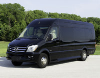 2017 Mercedes-Benz Sprinter Overview