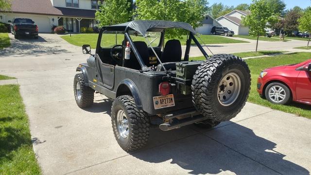 Picture of 1986 Jeep CJ7