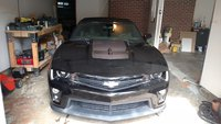 Picture of 2013 Chevrolet Camaro ZL1 Convertible, exterior, gallery_worthy