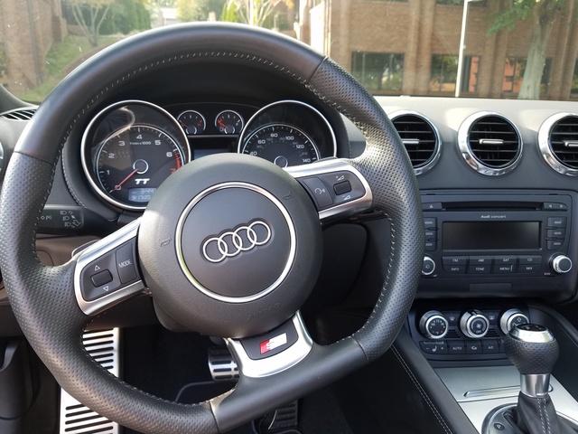 Picture of 2014 Audi TT 2.0T quattro Premium Plus Roadster AWD, interior, gallery_worthy