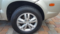 Picture of 2009 Hyundai Tucson GLS 2.0, exterior, gallery_worthy