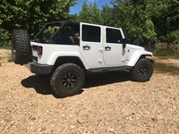 Picture of 2014 Jeep Wrangler Unlimited Sahara, exterior, gallery_worthy