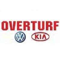 Overturf Volkswagen Kia logo