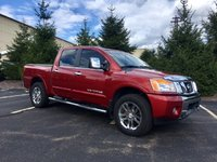 Picture of 2013 Nissan Titan SL Crew Cab 4WD, exterior, gallery_worthy