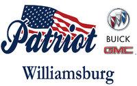Patriot Buick GMC logo