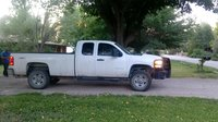 Picture of 2012 Chevrolet Silverado 2500HD Work Truck Ext. Cab LB 4WD, exterior, gallery_worthy
