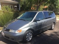 Picture of 2002 Honda Odyssey EX-L w/ DVD, exterior, gallery_worthy