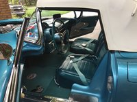 Picture of 1959 Chevrolet Corvette Convertible Roadster, interior, gallery_worthy
