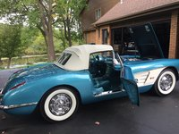 Picture of 1959 Chevrolet Corvette Convertible Roadster, exterior, gallery_worthy