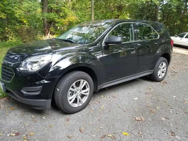Picture of 2017 Chevrolet Equinox LS AWD, exterior, gallery_worthy