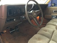 Picture of 1986 Pontiac Parisienne Broughan, interior, gallery_worthy