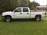 Picture of 2003 Chevrolet Silverado 1500HD LS Crew Cab Short Bed 4WD, exterior, gallery_worthy