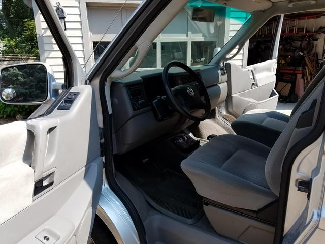 volkswagen eurovan interior pictures cargurus