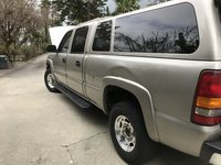 2001 Chevrolet Silverado 1500HD Overview