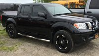 Picture of 2013 Nissan Frontier SV Crew Cab 4WD, exterior, gallery_worthy