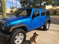 Picture of 2016 Jeep Wrangler Unlimited Sport, exterior, gallery_worthy