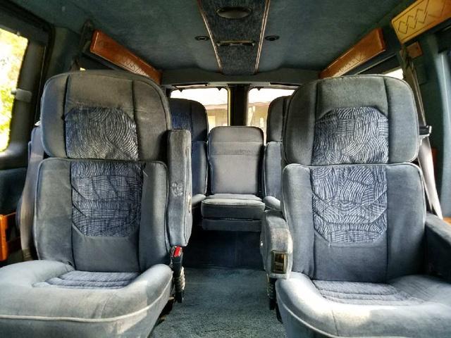 Picture of 1999 Chevrolet Express G1500 Passenger Van, interior, gallery_worthy