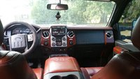 Picture of 2014 Ford F-350 Super Duty King Ranch Crew Cab 4WD, interior, gallery_worthy