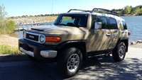 Picture of 2011 Toyota FJ Cruiser 4WD, exterior, gallery_worthy