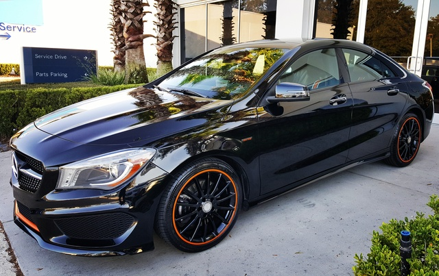 Picture of 2016 Mercedes-Benz CLA-Class CLA 250, exterior, gallery_worthy