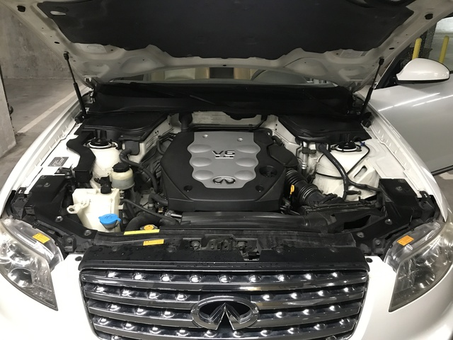 Picture of 2005 INFINITI FX35 RWD, engine, gallery_worthy