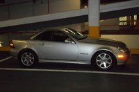 Picture of 2001 Mercedes-Benz SLK-Class SLK 230 Supercharged, exterior, gallery_worthy
