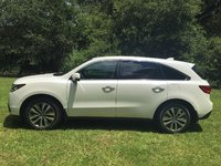Picture of 2014 Acura MDX Tech + Entertainment Pkg, exterior, gallery_worthy