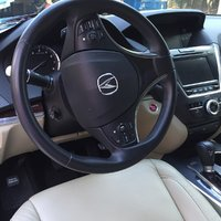Picture of 2014 Acura MDX Tech + Entertainment Pkg, interior, gallery_worthy