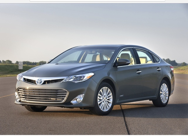 Picture of 2015 Toyota Avalon Hybrid XLE Touring
