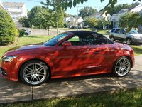 Picture of 2014 Audi TT 2.0T quattro Premium Plus Roadster AWD, exterior, gallery_worthy
