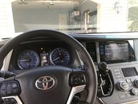 Picture of 2017 Toyota Sienna XLE Premium 7-Passenger AWD, interior, gallery_worthy