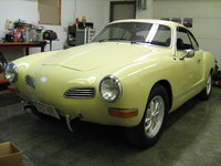 Picture of 1970 Volkswagen Karmann Ghia Coupe, exterior, gallery_worthy