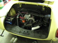 Picture of 1970 Volkswagen Karmann Ghia Coupe, engine, gallery_worthy